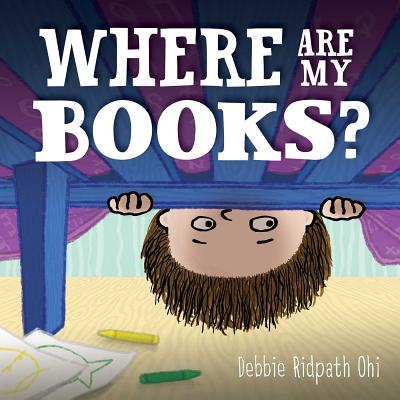Where Are My Books? Cover