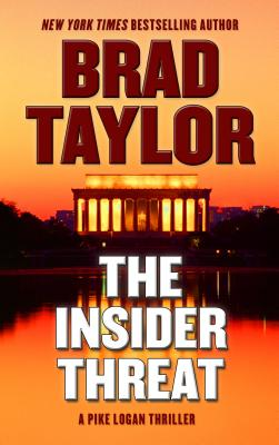 The Insider Threat (Pike Logan Thriller) Cover Image