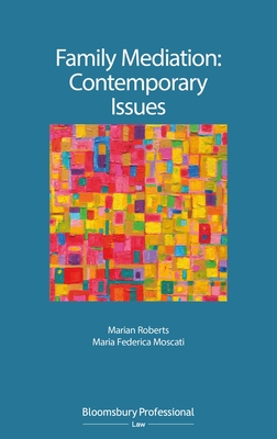 Family Mediation: Contemporary Issues Cover Image