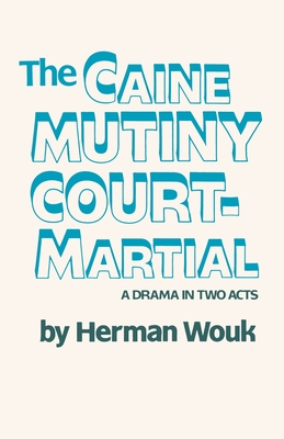 The Caine Mutiny Court-Martial Cover