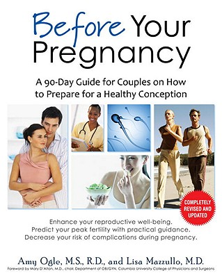 Before Your Pregnancy Cover