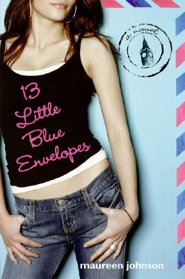 13 Little Blue Envelopes Cover