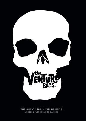 The Art of the Venture Brothers Cover Image