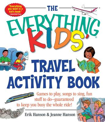 Cover for The Everything Kids' Travel Activity Book