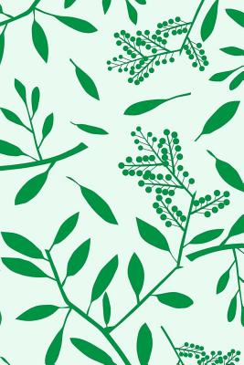 Leaves Notebook Cover Image