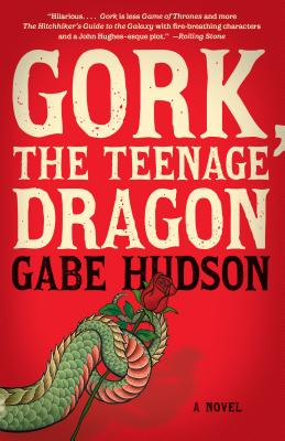 Gork, The Teenage Dragon cover image