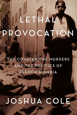 Cover for Lethal Provocation
