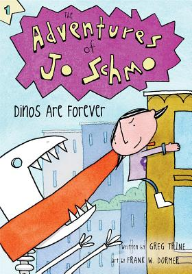 Dinos Are Forever Cover