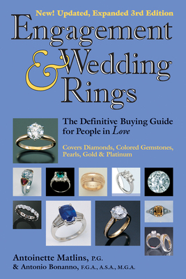 Engagement & Wedding Rings (3rd Edition) Cover