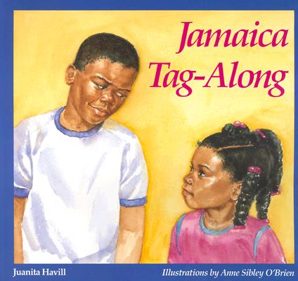 Jamaica Tag-Along Book & Cassette Cover Image