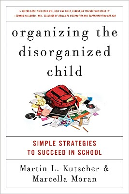 Organizing the Disorganized Child Cover