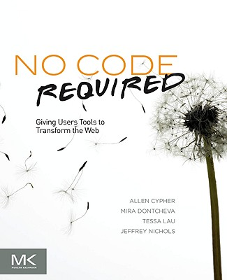 No Code Required: Giving Users Tools to Transform the Web Cover Image