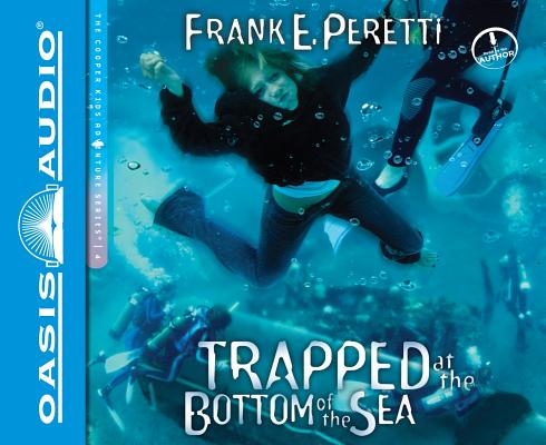 Trapped at the Bottom of the Sea (Library Edition) (The Cooper Kids Adventure Series #4) cover