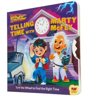 Back to the Future: Telling Time with Marty McFly  (PlayPop) Cover Image