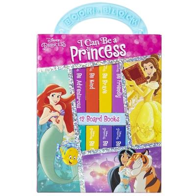 Disney Princess: I Can Be a Princess Cover Image
