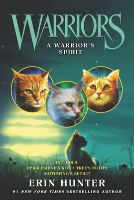 Warriors: A Warrior's Spirit (Warriors Novella) Cover Image