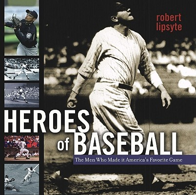 Heroes of Baseball Cover