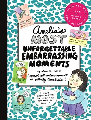 Amelia's Most Unforgettable Embarrassing Moments Cover