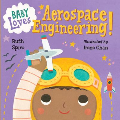 Baby Loves Aerospace Engineering! Cover Image
