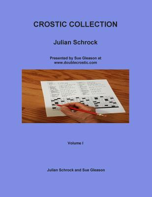 Crostic Collection: Presented by Sue Gleason at www.doublecrostic.com Cover Image