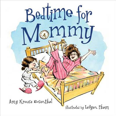 Bedtime for Mommy Cover Image