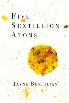 Five Sextillion Atoms Cover