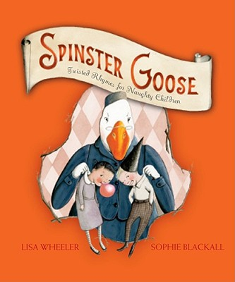 Spinster Goose Cover