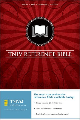 Reference Bible-TNIV Cover Image