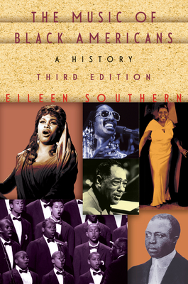 The Music of Black Americans: A History Cover Image