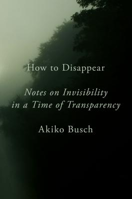 How to Disappear: Notes on Invisibility in a Time of Transparency Cover Image