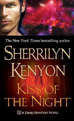Kiss of the Night (Dark-Hunter Novels #4) Cover Image