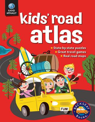 Kids' Road Atlas Cover Image