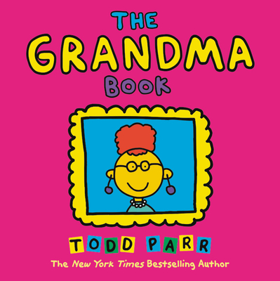 The Grandma Book cover image