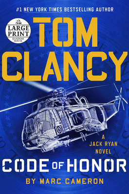 Tom Clancy Code of Honor (A Jack Ryan Novel #19) Cover Image