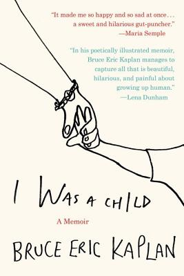I Was a Child: A Memoir Cover Image
