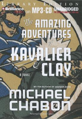The Amazing Adventures of Kavalier & Clay Cover