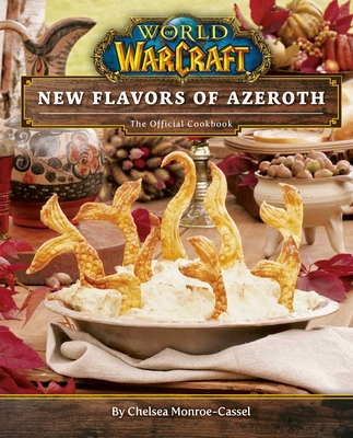 World of Warcraft: New Flavors of Azeroth: The Official Cookbook Cover Image
