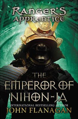 The Emperor of Nihon-Ja (Ranger's Apprentice #10) Cover Image