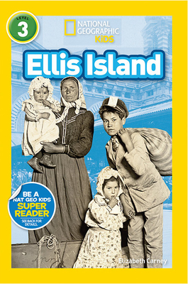 National Geographic Readers: Ellis Island Cover Image