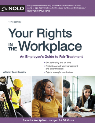 Your Rights in the Workplace: An Employee's Guide to Fair Treatment Cover Image