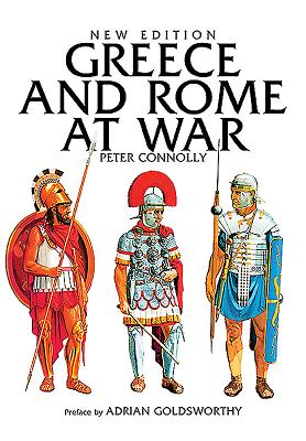 Greece and Rome at War Cover Image