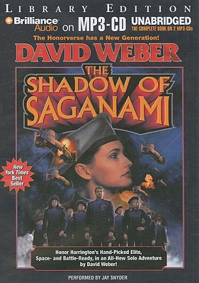 The Shadow of Saganami Cover Image