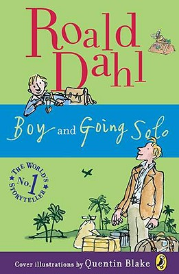 Boy and Going Solo Cover Image