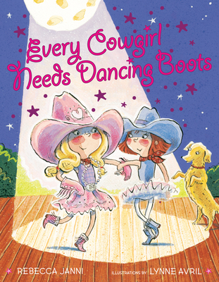 Every Cowgirl Needs Dancing Boots Cover Image