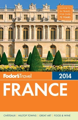 Fodor's France [With Map] Cover