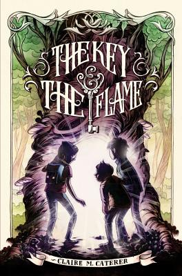 The Key & the Flame Cover
