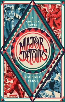 Major Detours: A Choices Novel Cover Image