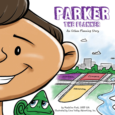 Cover for Parker the Planner
