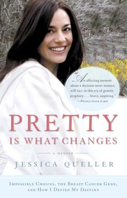 Pretty Is What Changes Cover