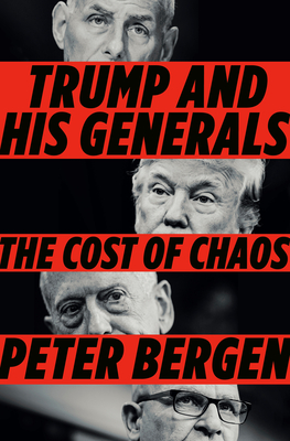 Cover for Trump and His Generals